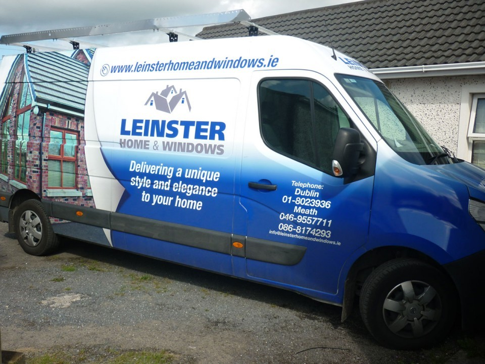 Leinster Home and Windows launch new fleet